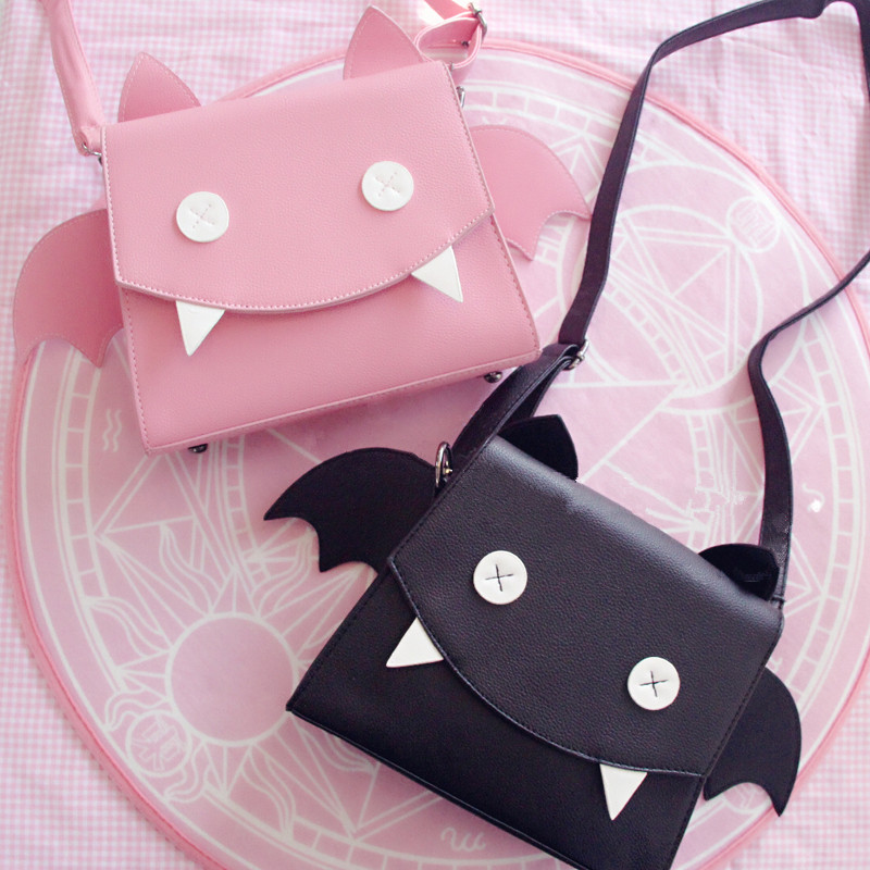 Small Devil Wings Cute Shoulder Bag Lolita Messenger Bags on Luulla