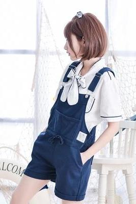 Harajuku new dress cute girl all-match casual pants